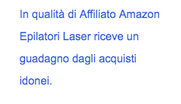 epilatori Laser Migliore